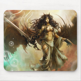 Azmodeus Dark Angels, Mousepad
