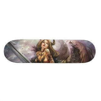 Azmodeus Dark Angels Skateboard Deck