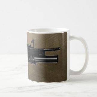 Azmodeus M16, taza