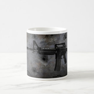 Azmodeus M4A1, taza