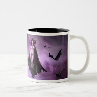 Azmodeus Vampire Queen, Mug