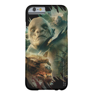 Azog, Narzug, and Bolg Graphic Barely There iPhone 6 Case