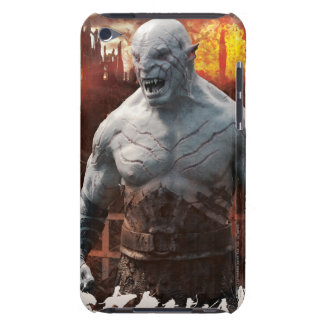 Azog & Orcs Silhouette Graphic iPod Touch Case-Mate Case