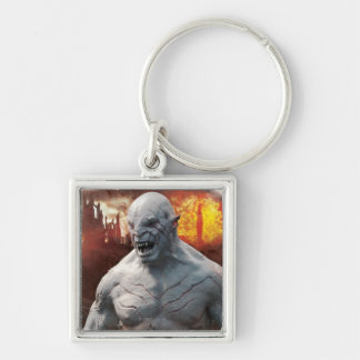 Azog & Orcs Silhouette Graphic Keychain