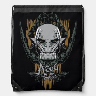 Azog The Defiler Drawstring Bags
