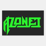 Azonei Sticker (Green)