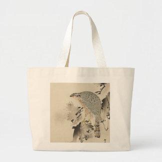 Azor asiático - 1890 bolsa de tela grande