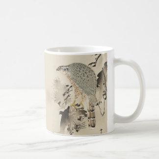 Azor asiático - 1890 taza de café