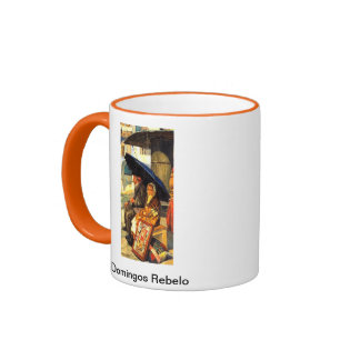 Azorean Dreams* Immigrant Cup Ringer Coffee Mug