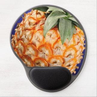 Azorean pineapple gel mouse pad