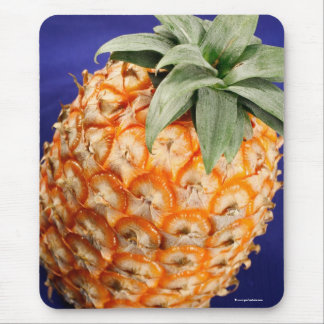 Azorean pineapple mouse pad