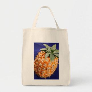 Azorean pineapple tote bag