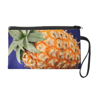Azorean pineapple wristlet