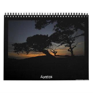 Azores 2011 Calendar