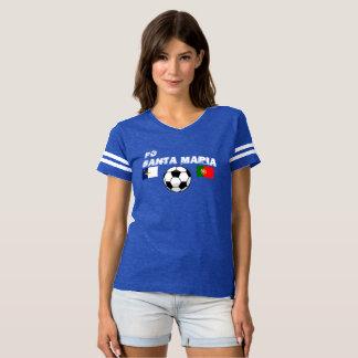 Azores - camisa de FC Santa María
