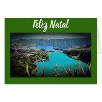 Azores Christmas Card