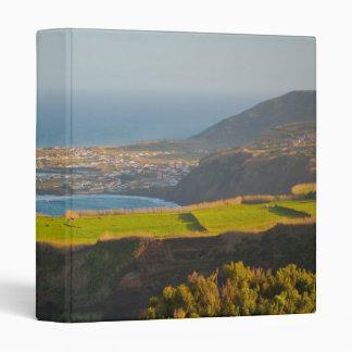 Azores coastal landscape binder