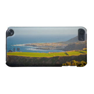 Azores coastal landscape iPod touch (5th generation) cases