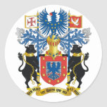 azores coat of arms sticker