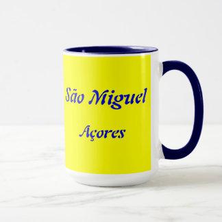 Azores Custom Coffee Mug