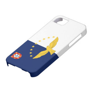 Azores Flag iPhone SE/5/5s Case