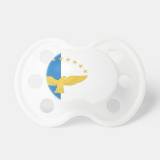 Azores Flag Pacifier