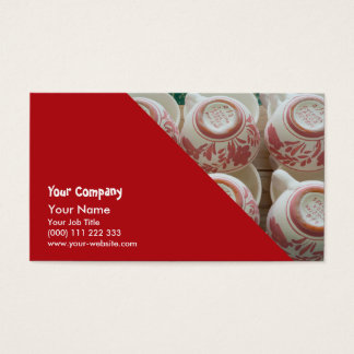 Pottery business cards templates zazzle for Pottery business cards