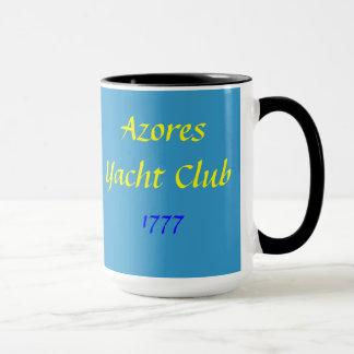 Azores islands - Azores Boat Mug