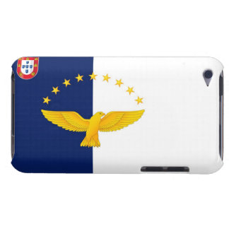 Azores islands flag iPod Case-Mate case