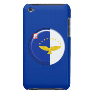 Azores islands flag barely there iPod covers