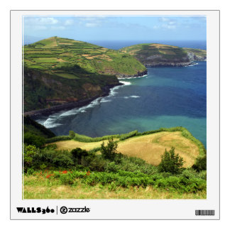 Azores islands, Portugal Wall Sticker