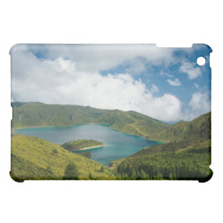 Azores lake landscape cover for the iPad mini