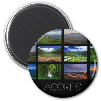Azores Landscapes Magnet