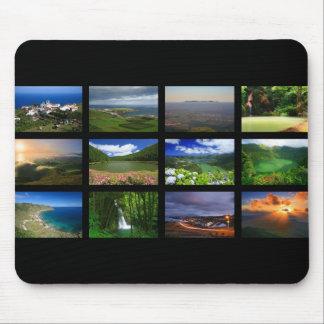 Azores Landscapes Mouse Pad