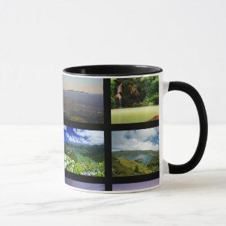 Azores landscapes mug