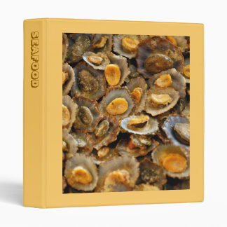 "Azores limpets ""lapas"" 3 ring binders"