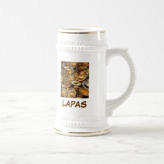 """Azores limpets """"lapas"""" mug"""