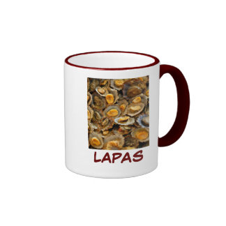 """Azores limpets """"lapas"""" mugs"""