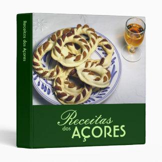 Azores pastry - Espécies Binder