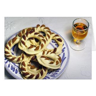 Azores pastry - Espécies Card