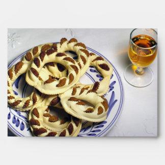 Azores pastry - Espécies Envelope
