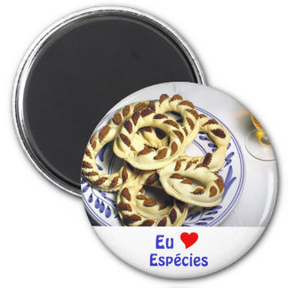 Azores pastry - Espécies Magnet