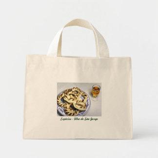 Azores pastry - Espécies Mini Tote Bag