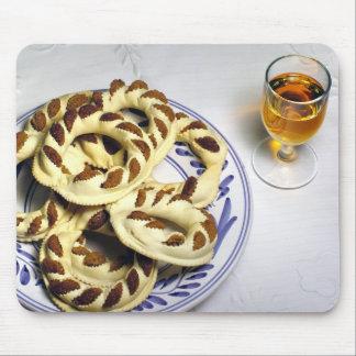 Azores pastry - Espécies Mouse Pad