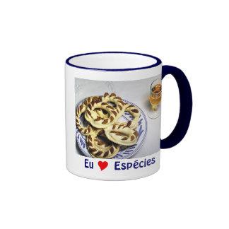 Azores pastry - Espécies Coffee Mug
