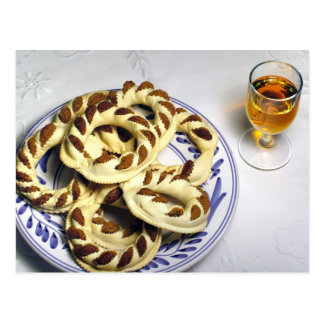 Azores pastry - Espécies Postcard