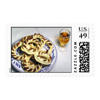 Azores pastry - Espécies Stamps
