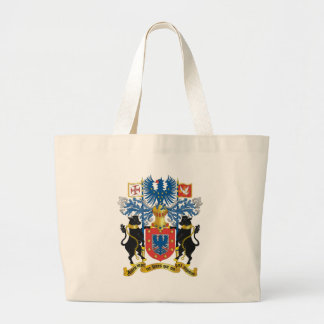 Azores (Portugal) Coat of Arms Tote Bags