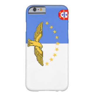 Azores (Portugal) Flag Barely There iPhone 6 Case