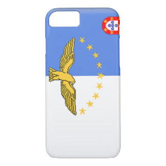 Azores (Portugal) Flag iPhone 7 Case